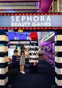 Sephora The Beauty Games