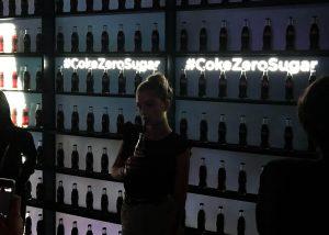 Coke Zero Sugar Fashion Week