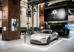 OMEGA James Bond SPECTRE Event Experiences