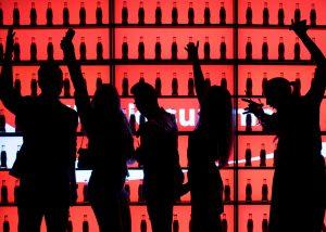 Coca-Cola summer party