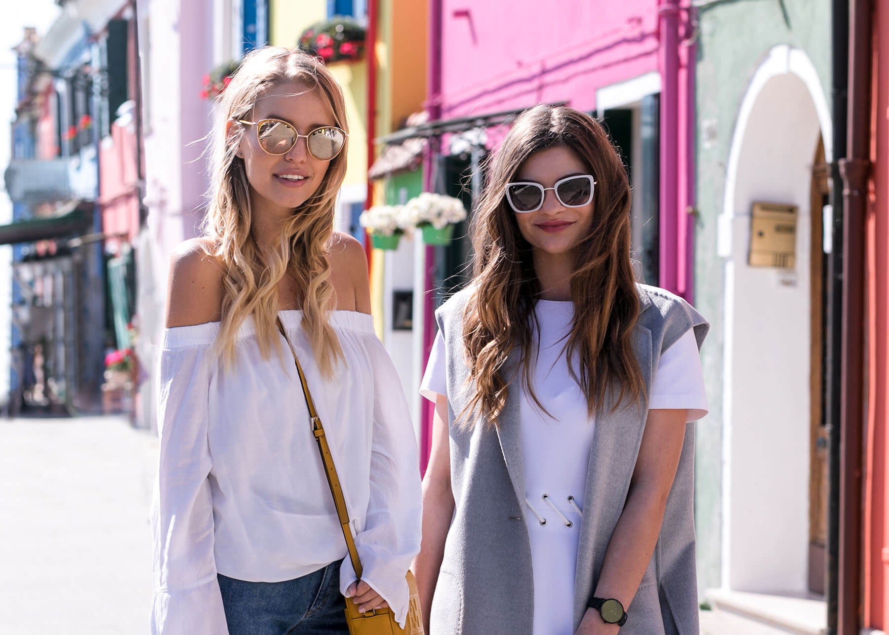 ESCADA Eyewear influencer campaign