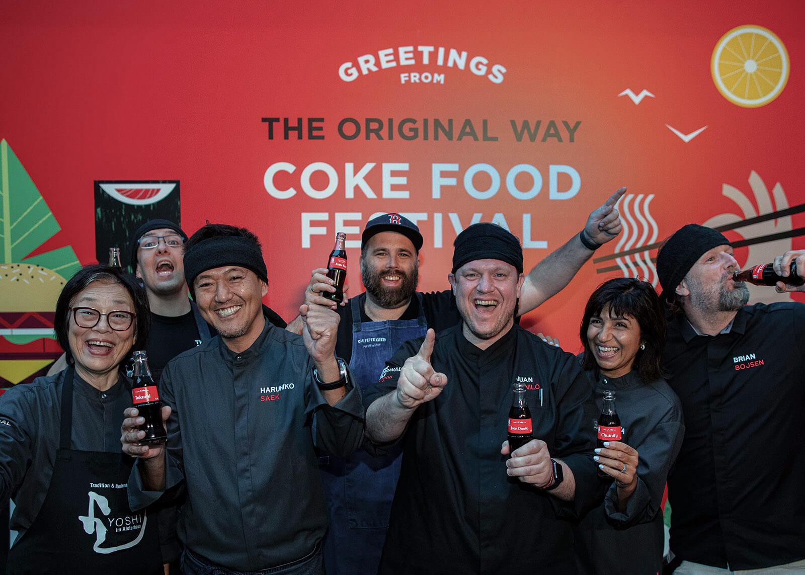 Coca-Cola Food Festival